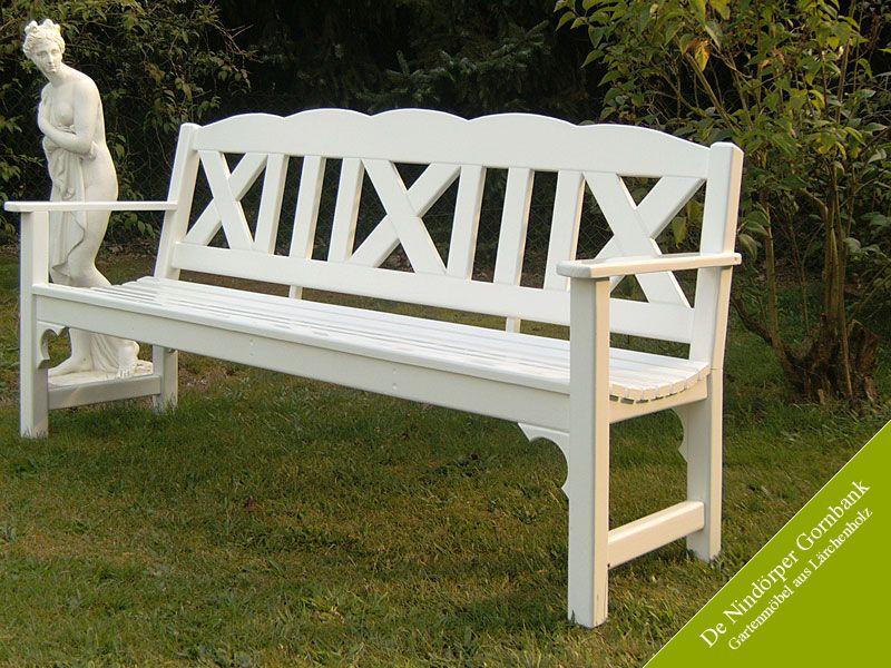 die nindorfer gartenbank de nind rper gornbank b nke st hle und tische aus l rchenholz f r. Black Bedroom Furniture Sets. Home Design Ideas